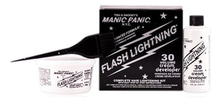 Manic Panic Amplified Hair Colour FlashLightning Kit 9% 30Vol.