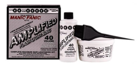 Manic Panic Amplified Hair Colour FlashLightning Kit 12% 40Vol.