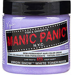 Manic Panic High Voltage Hair Colour Virgin Snow 118ml