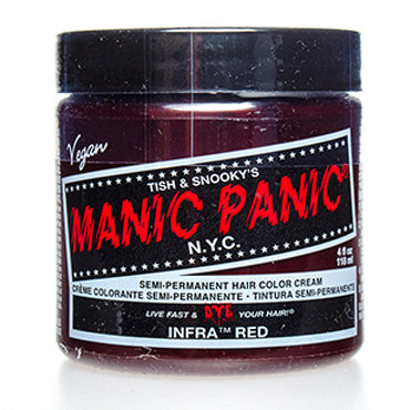 Manic Panic High Voltage Hair Colour Infra Red 118ml