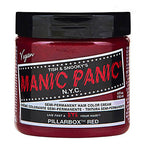 Manic Panic High Voltage Hair Colour Pillarbox Red 118ml