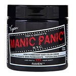 Manic Panic High Voltage Hair Colour Raven 118ml