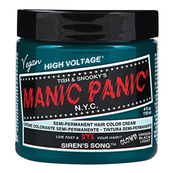 Manic Panic High Voltage Hair Colour Siren's Song 118ml