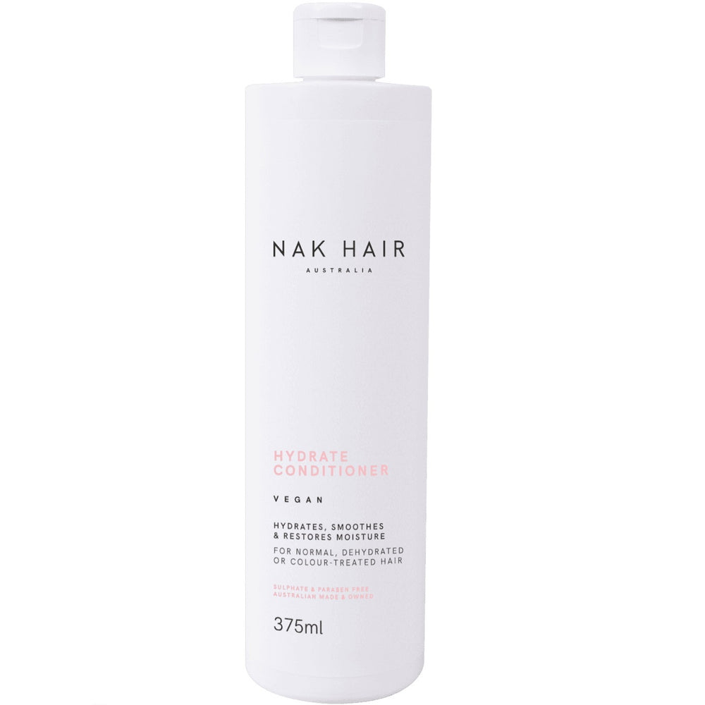 NAK Hydrate Conditioner Vegan 375ml