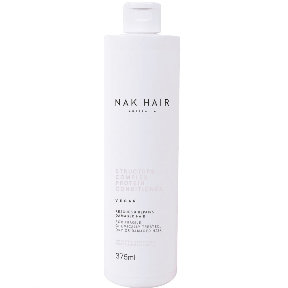 NAK Structure Complex Protein Conditioner Vegan 375ml