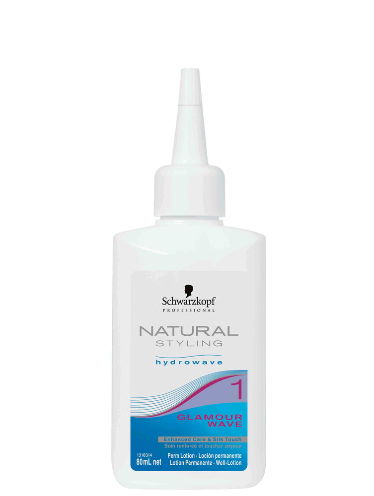 Schwarzkopf Natural Styling Permanent nr 1  80ml