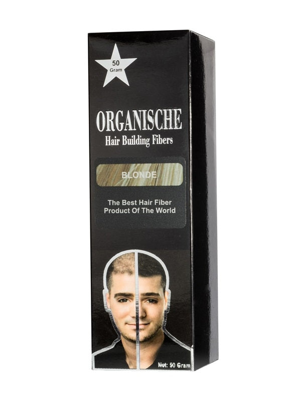 Organische Hair Building Fibers Blond 25gr