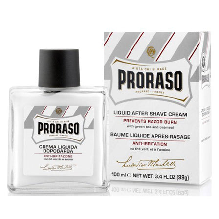 Proraso Sensitive Liquid AfterShave Cream 100ml