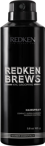 Redken Brews Hairspray 165g