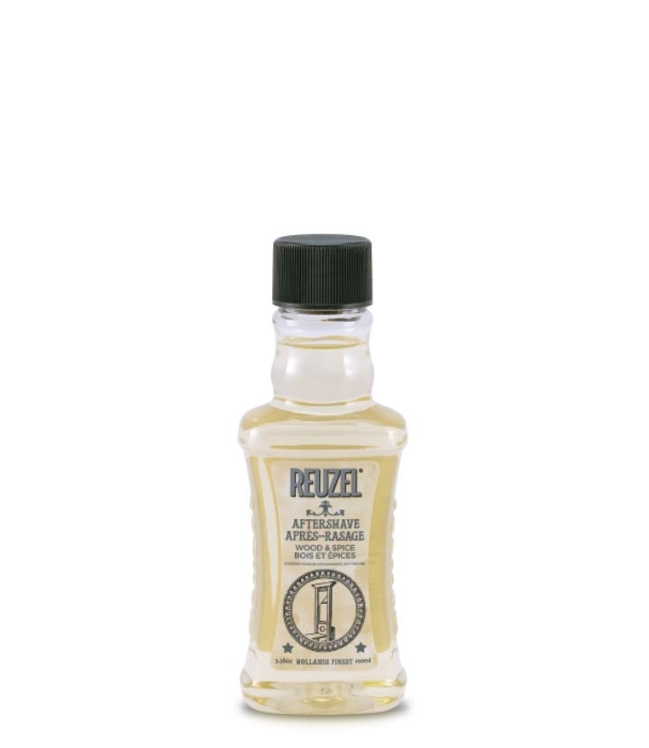 Reuzel AfterShave Wood & Spice 100ml