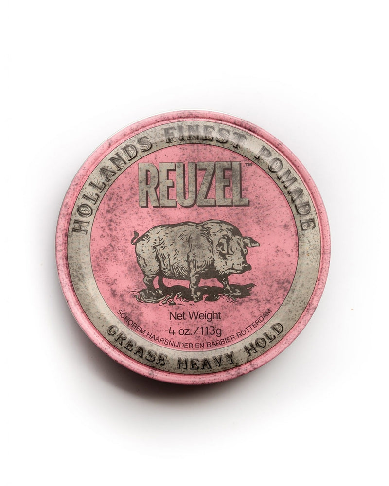 Reuzel Grease Heavy Hold Roze