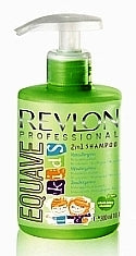 Revlon Equave Kids 2in1 Shampoo 300ml