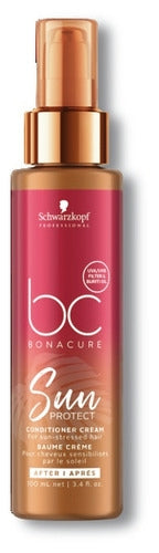 Schwarzkopf BC Sun Protect Conditioning Cream 100ml