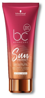 Schwarzkopf BC Sun Protect Hair & Body Bath 200ml