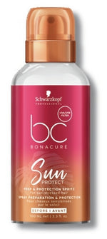 Schwarzkopf BC Sun Protect Prep & Protection Spritz 100ml