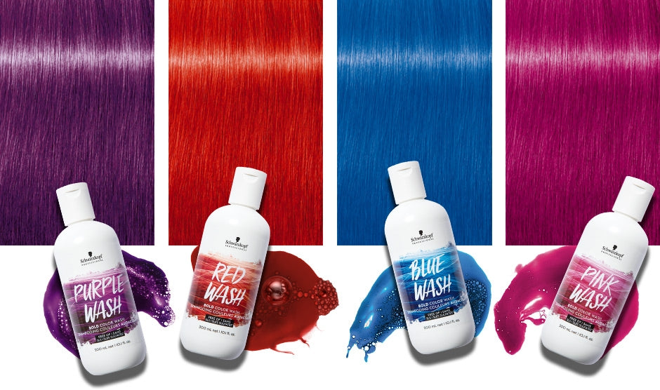 Laad afbeelden in Gallery viewer, Schwarzkopf Bold Color Wash Red 300ml