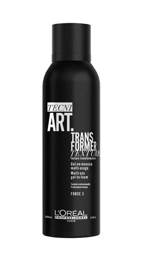 L'Oreal Tecni Art Transformer Texture Gel-Mousse 200ml