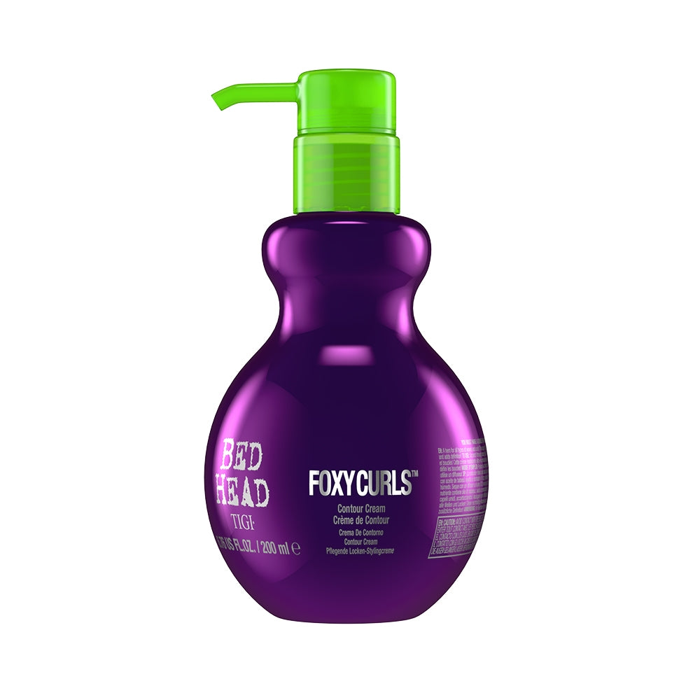 Tigi Bed Head Styling Foxy Curls Contour Cream 200ml