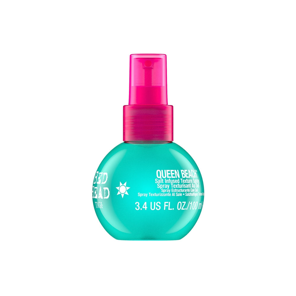 Tigi Bed Head Styling Queen Beach Salt Infused Texture Spray 100ml