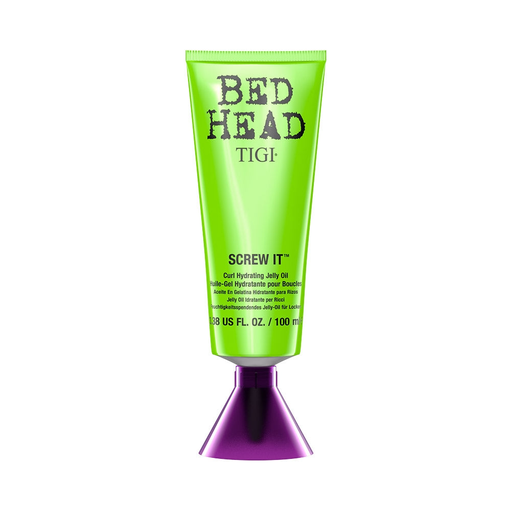 Tigi Bed Head Styling Screw It Curl Hydrating Jelly Oil 100ml