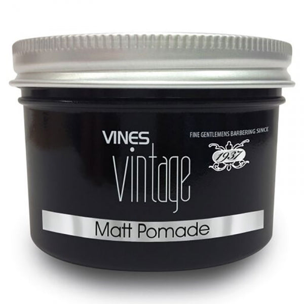 Laad afbeelden in Gallery viewer, Vines Vintage Matt Pomade 125ml