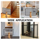 Retractable Dog Gate