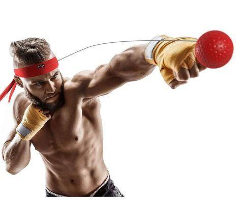 ActivPulse™ Boxing Reflex Ball - Dennet