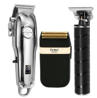 All Metal Professional Hair Trimmer Set for Men™ - Dennet
