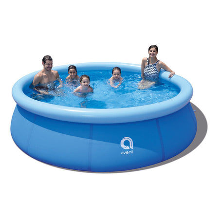 Easy Set Inflatable Swimming Pool - Dennet