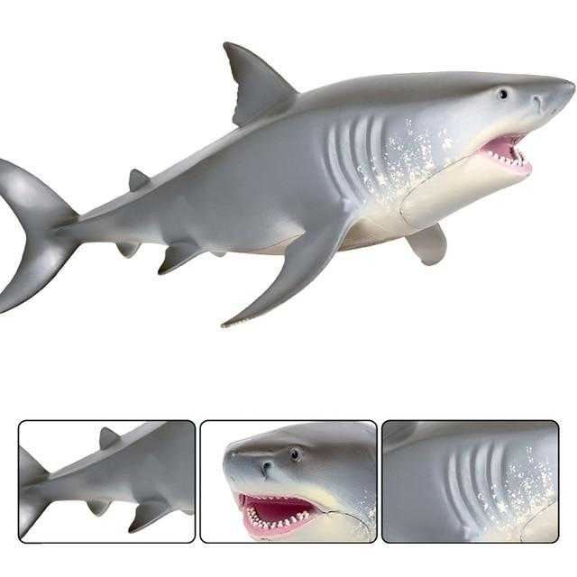 Lifelike Baby Shark Toy - Dennet