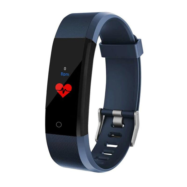 Waterproof Fitness Tracker w/ HR & BP Monitor - Dennet