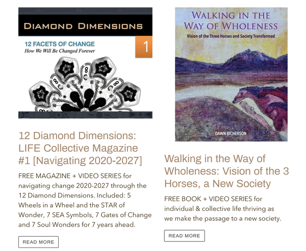 Free Resources Free Downloads Passage New Society What's Going On 2020 World Changes Global Diamond Dimensions