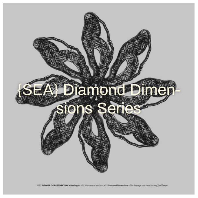 SEA Diamond Dimensions Symbols Passage to a New Society