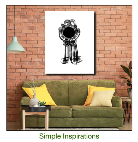 Soul Simple Inspiration Designs • Bold, whimsical art prints for soul-inspired living every day!