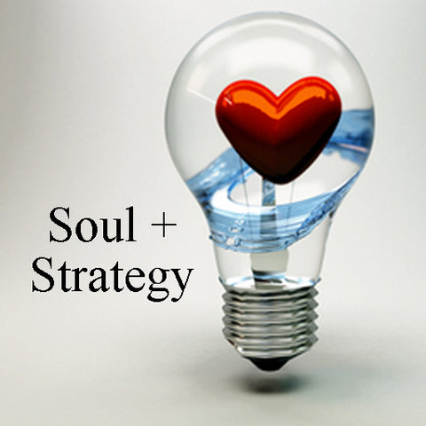 Soul & Strategy Sessions - Strategic Visioning with Dawn