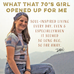 That 70s Girl - What She Opened Up for Me
