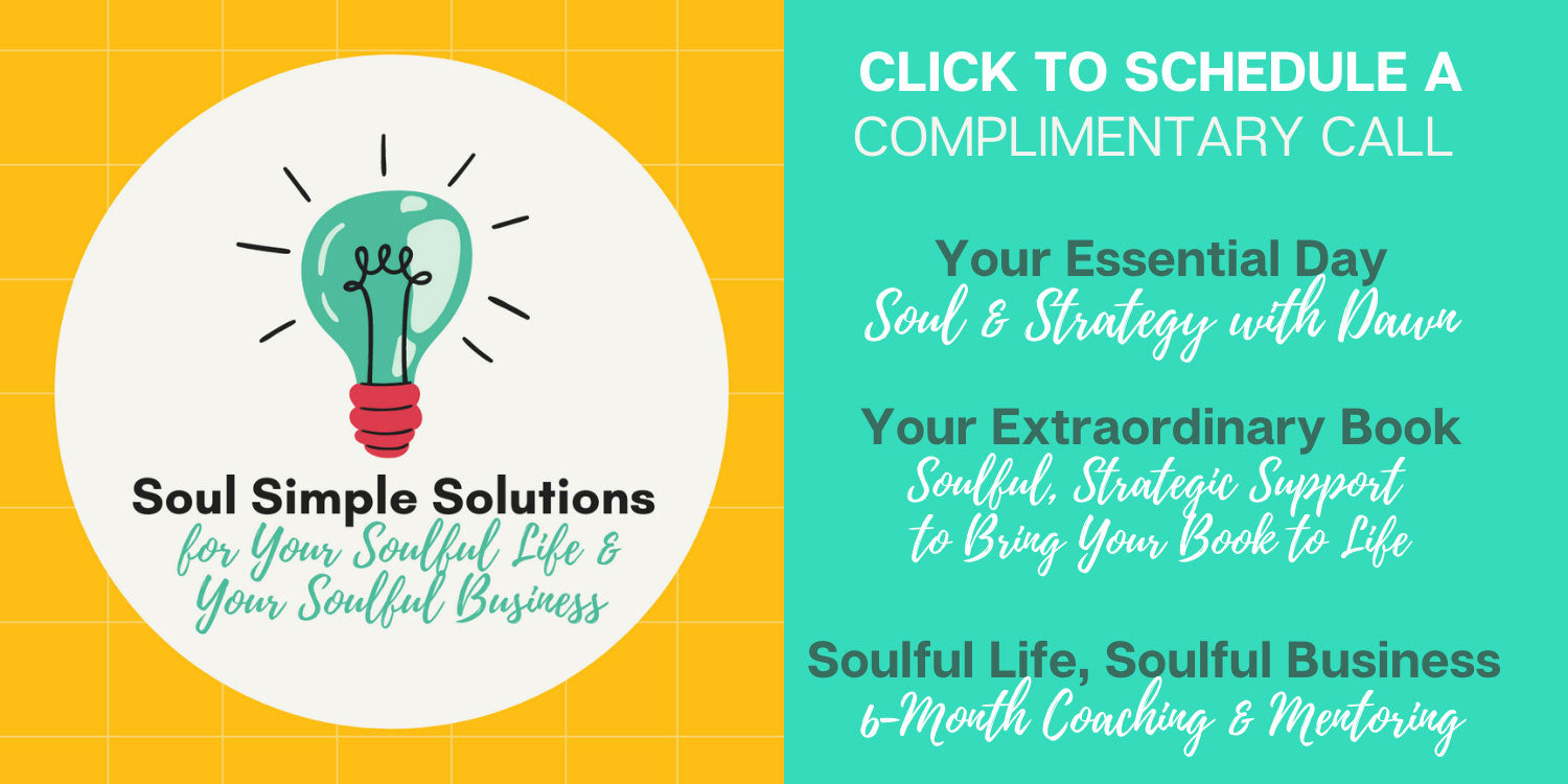 Soul Simple Solutions - Soul & Strategy with Dawn