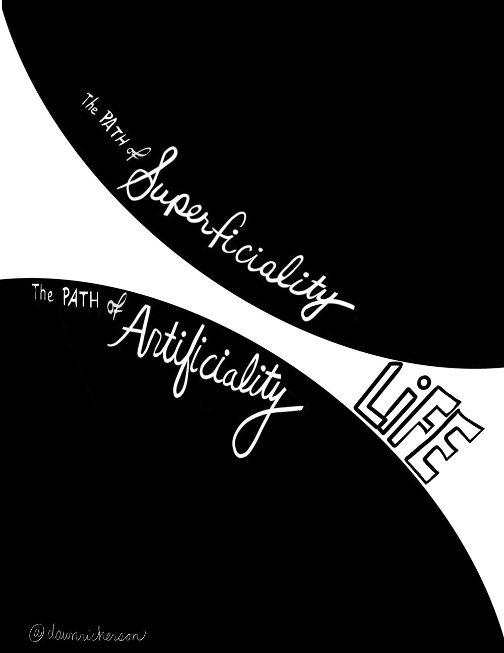 The Superficial Life and the Artificial Life