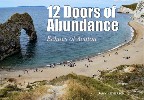 12 Doors of Abundance Book Books by Dawn