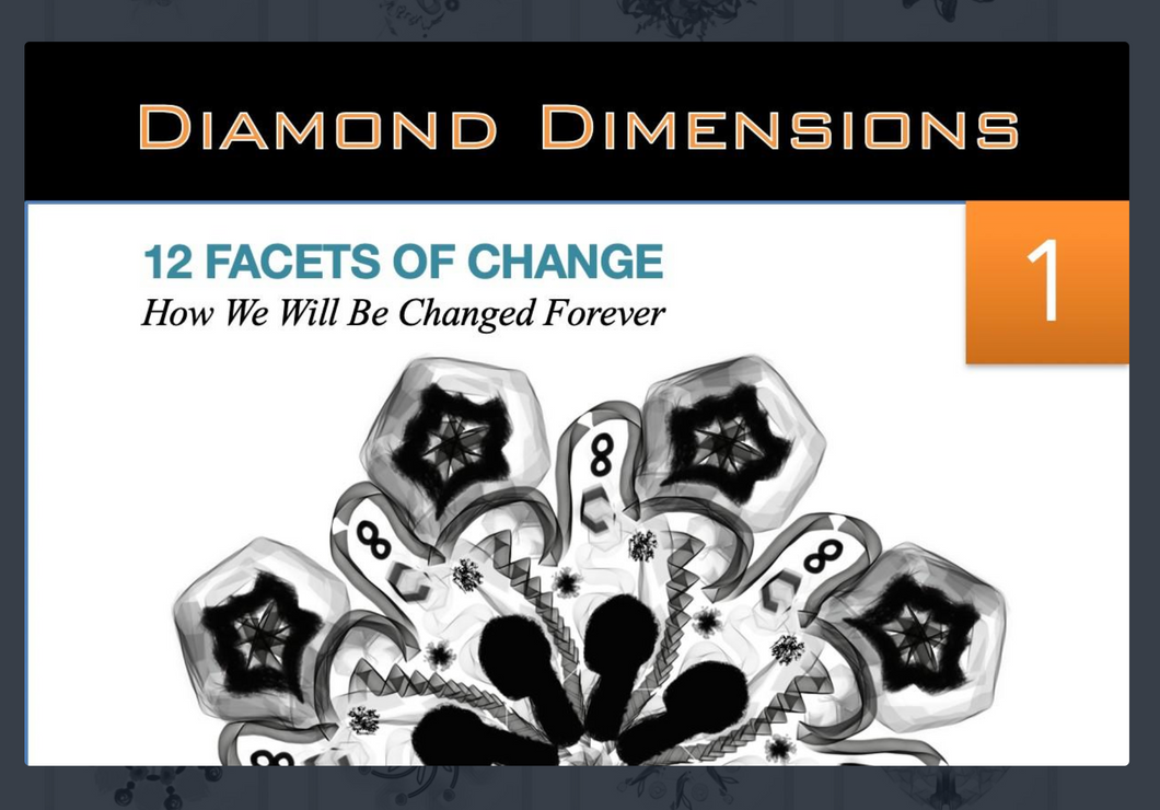 12 Diamond Dimensions - The Passage to a New Society 2020-2027 - How We Will Be Changed Forever New Earth Star of Wonder