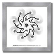 Load image into Gallery viewer, #3 Spiral Star ☼ Diamond Dimensions SEA Series {Art Print} Design Print New Dawn Studios