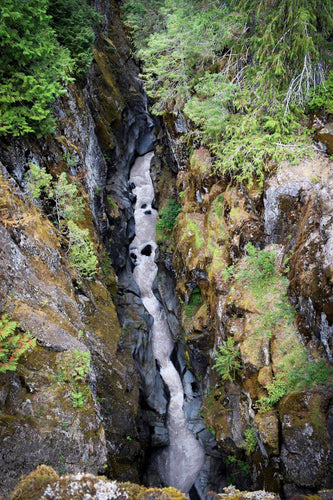 Box Canyon of the Cowlitz ☼ Soul of Nature {Photo Print} Photo Print New Dawn Studios 8x12 Unframed