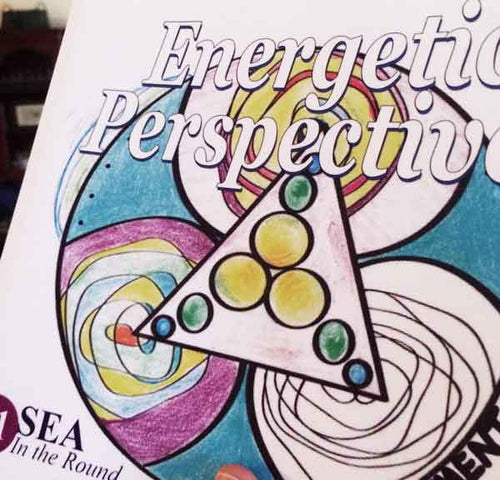 Energetic Perspectives Book Books by Dawn