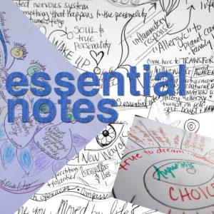 Essential Notes: Organizational Planning & Meeting Notes {Services} Maps Creative Revolutions
