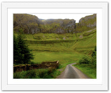 Load image into Gallery viewer, Into an Infinite Peace ☼ Soul of Ireland {Photo Print} Photo Print New Dawn Studios 11x14 Framed