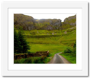 Into an Infinite Peace ☼ Soul of Ireland {Photo Print} Photo Print New Dawn Studios 8x10 Framed