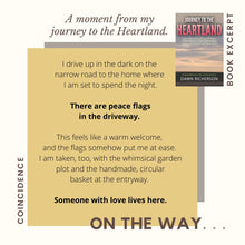 Load image into Gallery viewer, Journey to the Heartland Book Books by Dawn