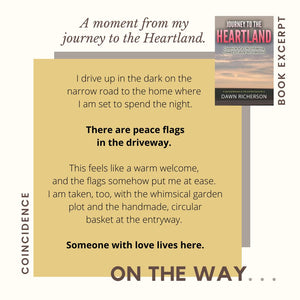 Journey to the Heartland Book Books by Dawn