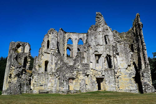 Old Wardour Castle ☼ Soul of England {Photo Print} Photo Print New Dawn Studios