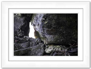 Open to Awareness ☼ Soul of Ireland {Photo Print} Photo Print New Dawn Studios 8x12 Framed